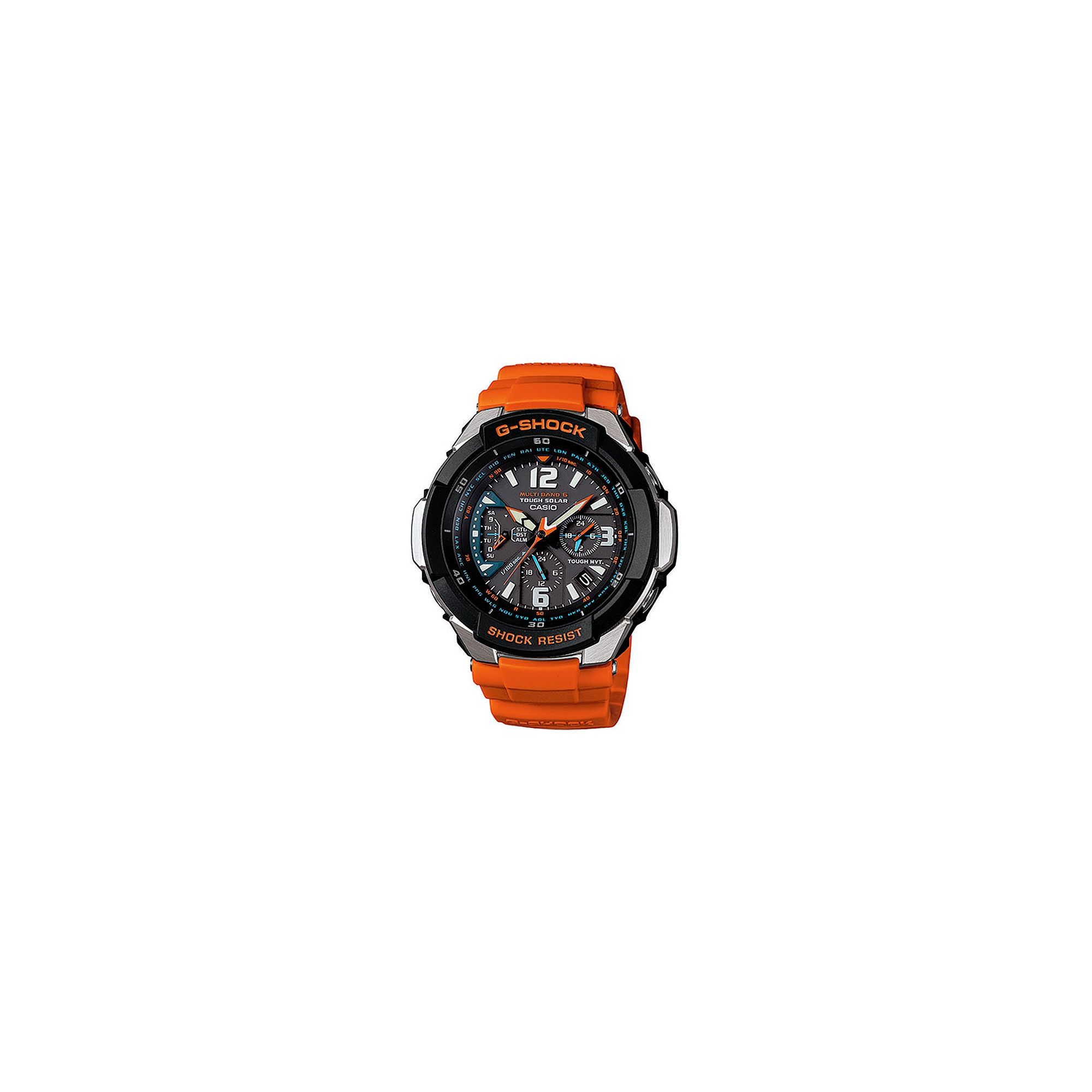 Casio G-Shock Chrono Watch GW-3000M-4AER at Tesco Direct