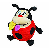 Snuggle Pets Tummy Stuffers Ladybird (Red)