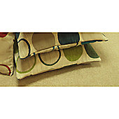 Dreams N Drapes Curtina Cortez Cushion - Green - No