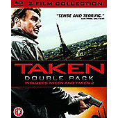 Taken 1 & 2 (Blu-ray Boxset)