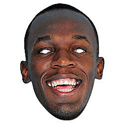 Mask-arade - Usain Bolt Mask