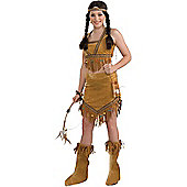 Teen Indian Dress Costume