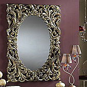 Schuller Classic Oval Mirror