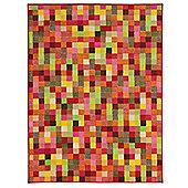 Retro Funky Pixel Multi 120x160 cm Rug