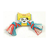 Pet Brands Bone Dog Toy - Medium (38cm H x 8cm W x 8cm D)