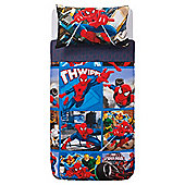 Marvel Spider-Man Screenshots Duvet Set Single
