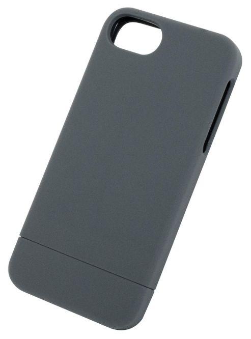 Tortoise™ Hard Case Slider iPhone 5 Grey