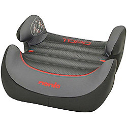 Nania Topo Comfort Booster Seat (Graphic Red)
