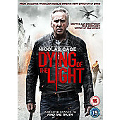 The Dying Of The Light DVD