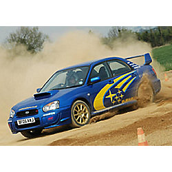 Rally Driving Experience (UK Wide)