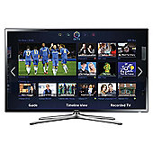Samsung UE60F6300 60 Inch Smart WiFi Built In Full HD 1080p LED TV With Freeview HD