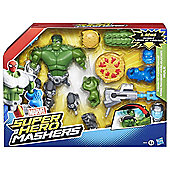 Marvel Avengers Super Hero Mashers Hulk Figure