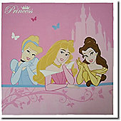 Disney Princess Canvas Art - Royal