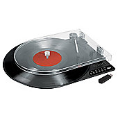 Quick Play LP USB Powered Turntable with Vinyl to MP3 Converter
