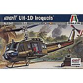 UH-1D Iroquois - 1:72 Scale - 1247 - Italeri