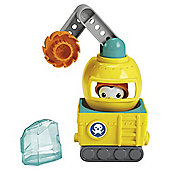 Octonauts Octo Repair Crew -Saw Vehicle