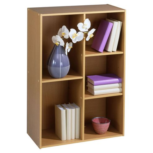 Altruna Easy Life Bookcase Cube 1500S - Beech