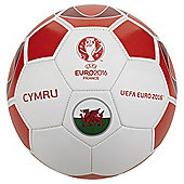 Wales Flag Football Size 5