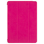 Tesco iPad 5 Tri-Fold Case Pink