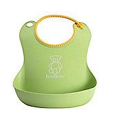 BabyBjorn Soft Bib (Spring Green)