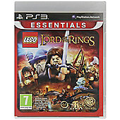 LEGO Lord Of The Rings Essent (PS3 )