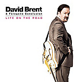 David Brent Life On The Road CD