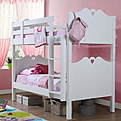 Holly Bunk Bed - White