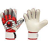 Uhlsport Eliminator Soft Sf+ Junior Goalkeeper Gloves - Red