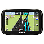 "TomTom Start 50 Sat Nav, 5"" LCD Touch Screen with Lifetime UK Maps"