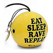 Fatboy Slim Eat Sleep Rave Repeat Speaker