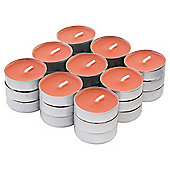 Tesco 27 Pack of Tealights, Passion Fruit & Melon