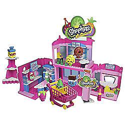 Shopkins Kinstruction Deluxe Supermarket Set