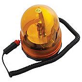 Revolving Amber Warning Light