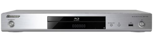 PIONEER BDP160 BLU-RAY PLAYER (SILVER)