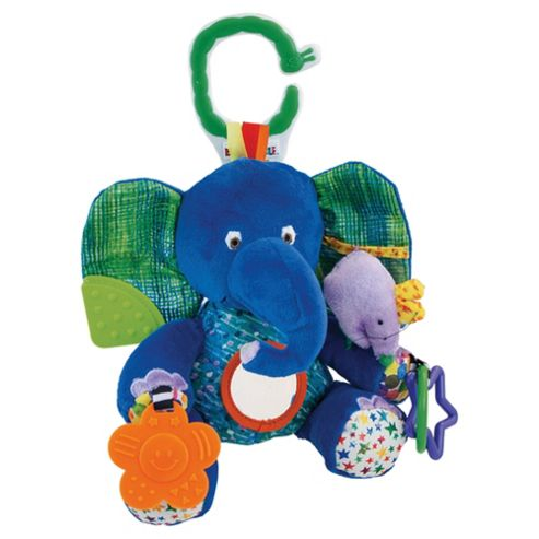 The Very Hungry Caterpillar Developmental Elephant Toy