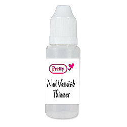Pretty Nail Varnish Thinner 15ml