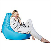 Big Bertha Original™ Indoor / Outdoor Highback Bean Bag - Aqua