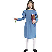 Roald Dahl Matilda - Child Costume 10-12 years