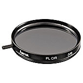 Hama Polarising Filter circular 77 mm coated Black