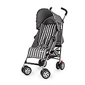Mothercare Nanu Stoller- Grey Stripe