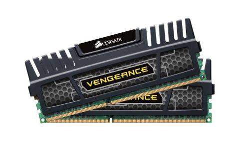 Corsair Vengeance 16GB (2 x 8GB) Memory Kit PC3-15000 1866MHz DDR3 DIMM