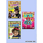 Mrs Brown's Boys - Complete Live Shows 1-3 (DVD Boxset)
