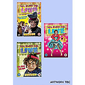 Mrs Brown Complete Live Shows 1-3 Boxset [DVD]