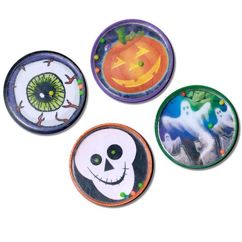 Halloween Party Ball Puzzles (12pk)