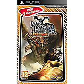 ESSENTIALS MONSTER HUNTER (PSP)