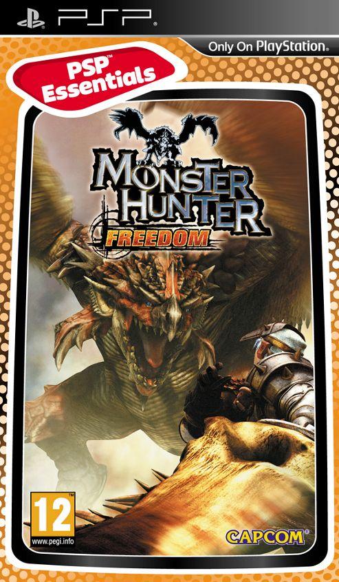 Essentials Monster Hunter (PSP)