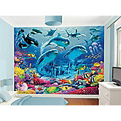Sea Adventure Mural
