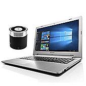 """Lenovo Z51-70 80K601CPUK 15.6"""" Laptop With ACME Mini Portable Speaker"""