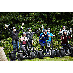 Family Segway Rally for Four