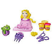 Play-Doh Rapunzel Hair Designs